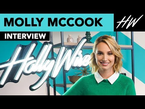 """Molly McCook Admits Her Most Embarrassing Day On """"Last Man Standing"""" Set!! 