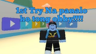 ROBLOX | 1st try ko na end ko ka-agad