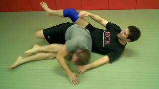 Brazilian Jiu-Jitsu – Ninja Roll to back take