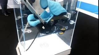 видео Автокресло-коляска Simple Parenting Doona+