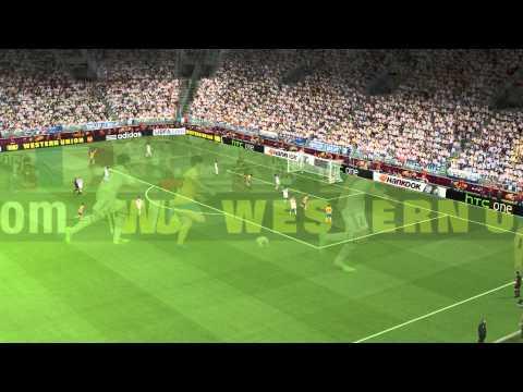 PES 2014 Europa league 2013/14 Olympic Lyon-Juventus
