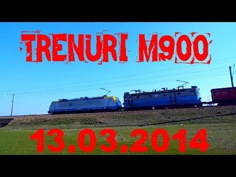 Trenuri M900 13 03 2014 By AdySoft