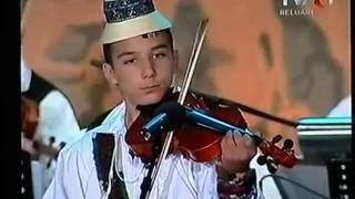 Mugur de tezaur Vasile BERINDE vioara (14 ani)