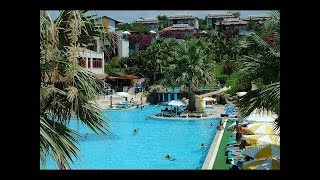 Justiniano Club Alanya 4* Турция, Алания - хороший семейный отель Турции!