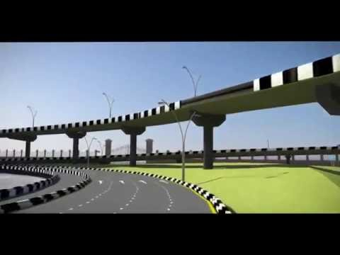14 lane NH 24,Delhi Meerut Expressway by plot bazaar