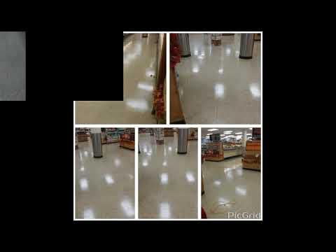 Copy of VCT floor wax