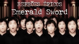 Acapella - EMERALD SWORD (Rhapsody of Fire)