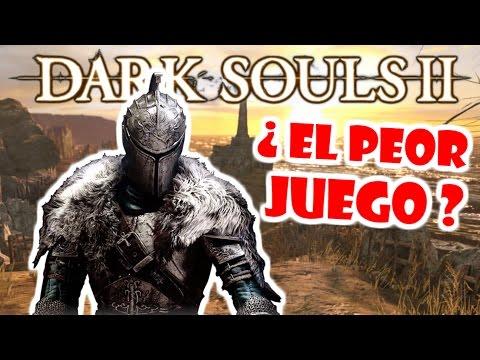 ¿Es Dark Souls 2 el PEOR juego de la saga?