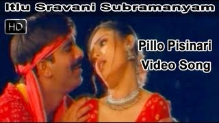 Pillo Pisinari Full Video Song || Itlu Sravani Subramanyam Movie || Ravi Teja || Tanu Roy || Samrin