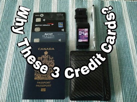 | These 3 Credit Cards I Am Taking | My Asia Trip to Bangladesh & India |