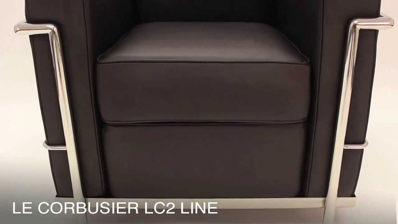 Le Corbusier LC2 Chair  Www.modern Source.com