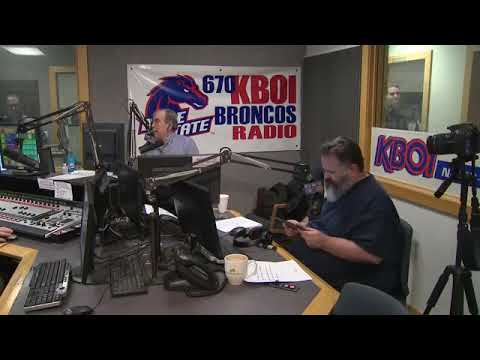 Idaho radio host announces his retirement from KBOI-AM, after 51 years on air!!