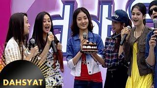 Lagu dan ucapan selamat ulang tahun untuk Reva [Dahsyat] [17 Des 2015]