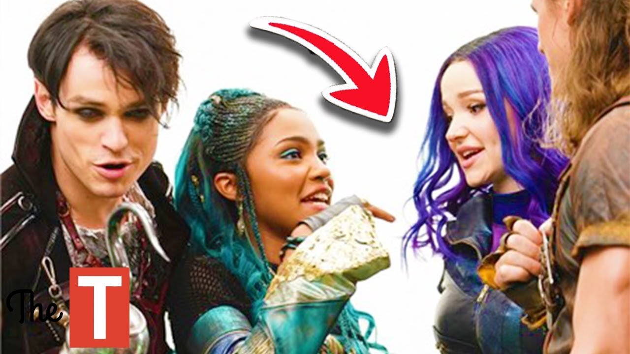 'Descendants 3' Cast Goes Behind-the-Scenes During Rehearsals - Watch Now!