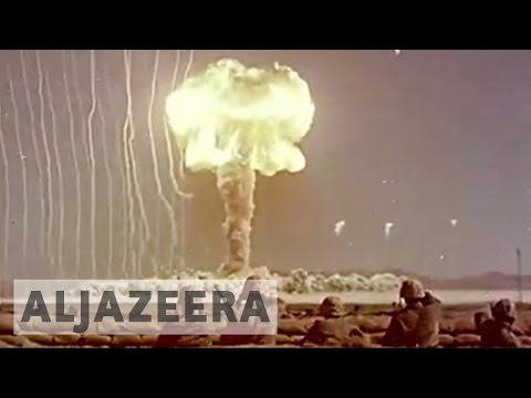 US releases unseen footage of nuclear tests