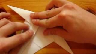 Origami - Flamingo