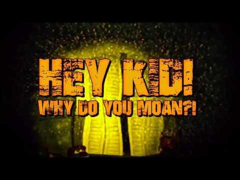 [KARAOKE] FIVE NIGHTS AT FREDDY'S 4 SONG (BREAK MY MIND) LYRIC VIDEO - DAGames
