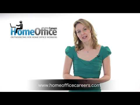 Work Online Jobs from Home Office Careers