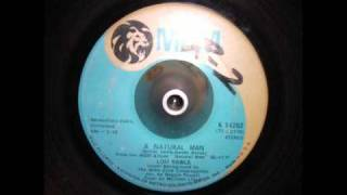 Lou Rawls - A Natural Man