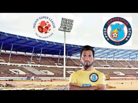Jamshedpur fc home ground Jrd tata sports complex all set for hero ISL 2017