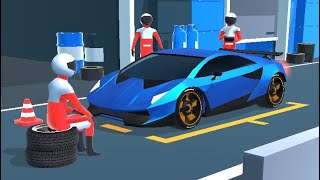 Race Master 3D Gameplay - level 160 to 172 | Race Master 3D Car Racing | MrGamerz screenshot 5