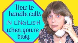 Popular Videos - Telephone call & English Language