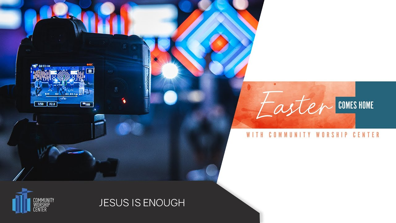 Jesus Is Enough | Pastor Keith Deal