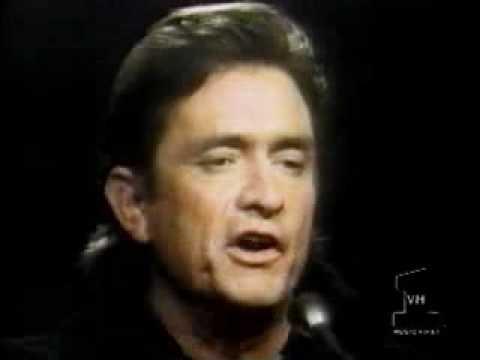 Johnny Cash - Man in Black  live