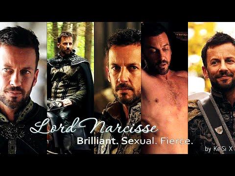 Lord Narcisse. Brilliant. Sexual. Fierce.  spoof  crack!vid