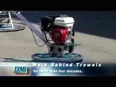 Bartell Power Trowels
