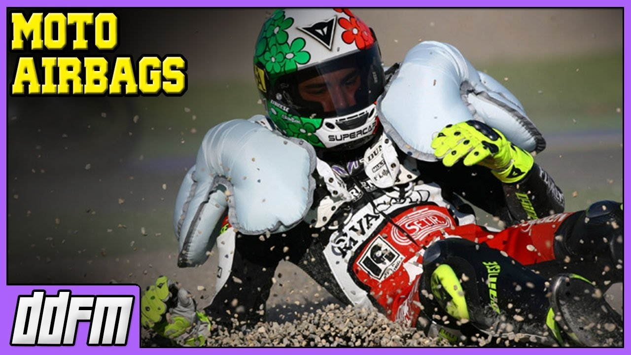 Motorcycle Airbag Jackets and Vests / HeliteMoto / AlpineStars Tech-Air / My Thoughts - YouTube