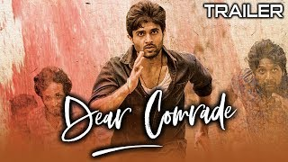 dear Comrade (2020) Official Hindi Dubbed Teaser | Vijay Devarakonda, Rashmika, Shruti