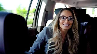 Trish visits the site that made her famous: WWE 24: Trish Stratus extra