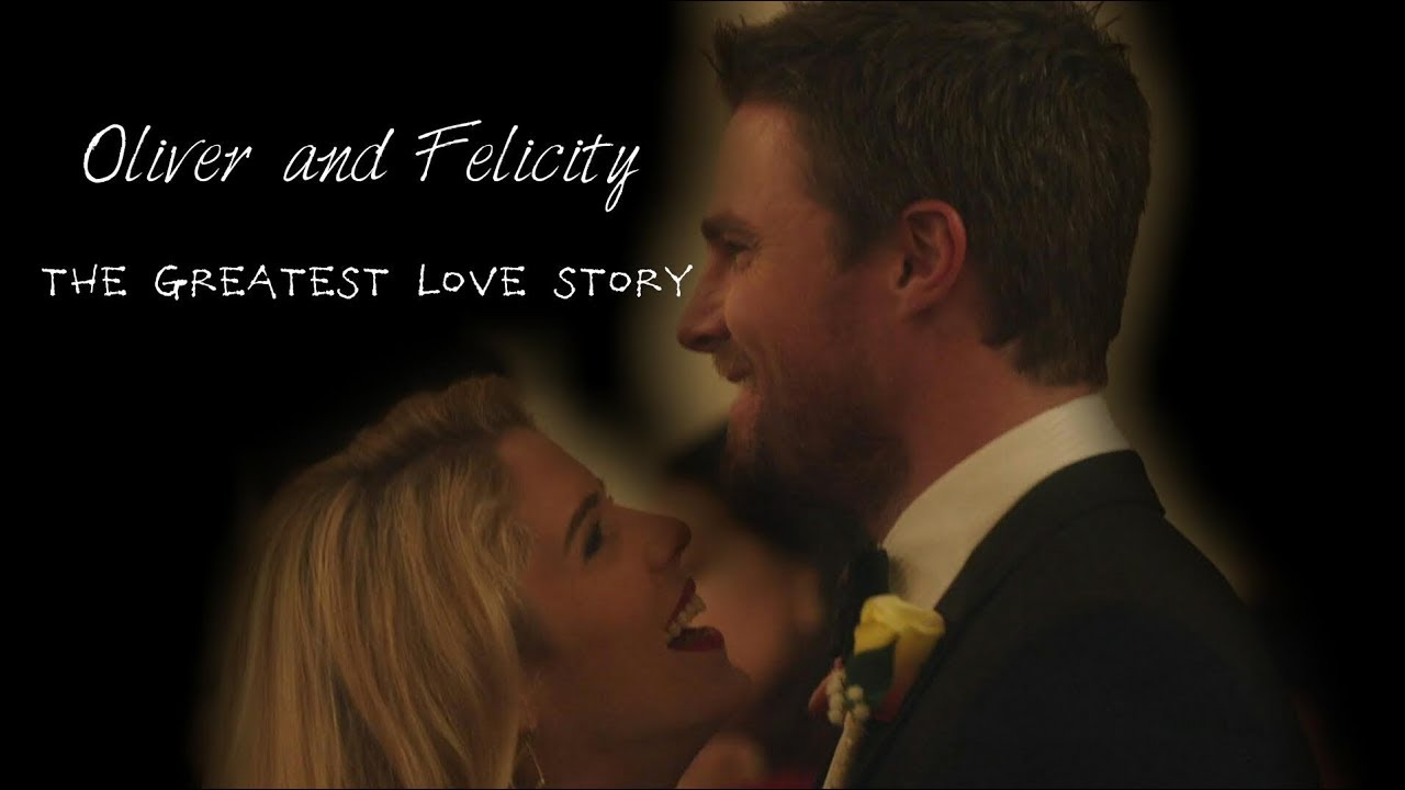When does felicity and oliver start dating