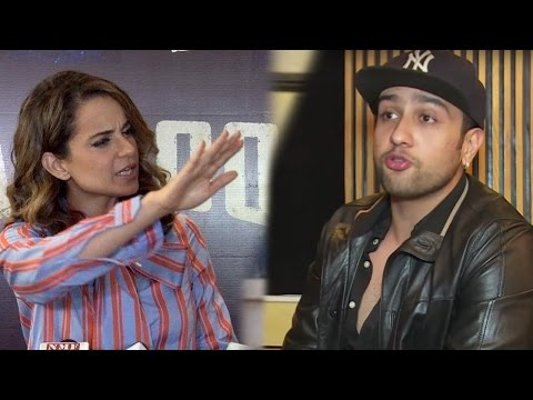 Shekhar Suman & Ex BF Adhyayan INSULTS Kangana Ranaut For Rangoon