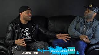 Math Hoffa (Part 2)Talks-  (Wins & Lost ) with Calicoe T-Top, MarvWon, Arsenal