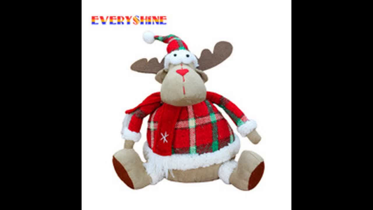 christmas moose decorations - Christmas Moose Decorations