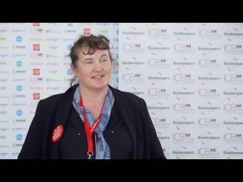 ICB Bookkeepers Summit: Sarah Douglas