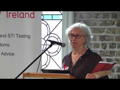 Session 1 Part 2: 'HIV & AIDS in Ireland' Professor Maeve Foreman
