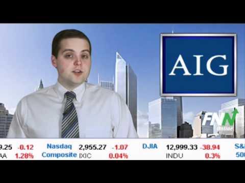 U.S. Treasury to Sell $5 Billion of AIG Stock