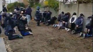 فيديو تركيع الطلبة يهز فرنسا
