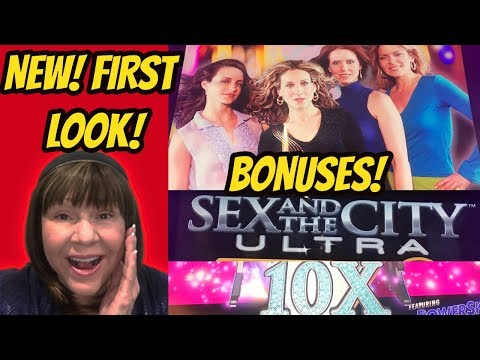 NEW! SEX AND THE CITY ULTRA! BONUSES-MULTIPLIERS