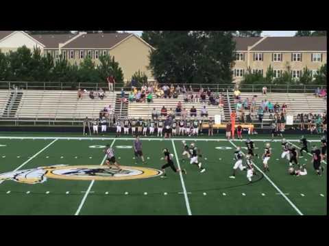 Logan Forsythe touchdown run