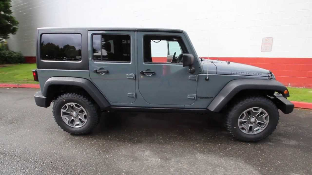 Jeep Wrangler Freedom Edition >> EL138047 | 2014 Jeep Wrangler Unlimited Rubicon ...