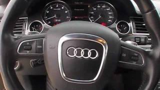 2008 Audi S8 V10 Start Up, Exterior/ Interior Review