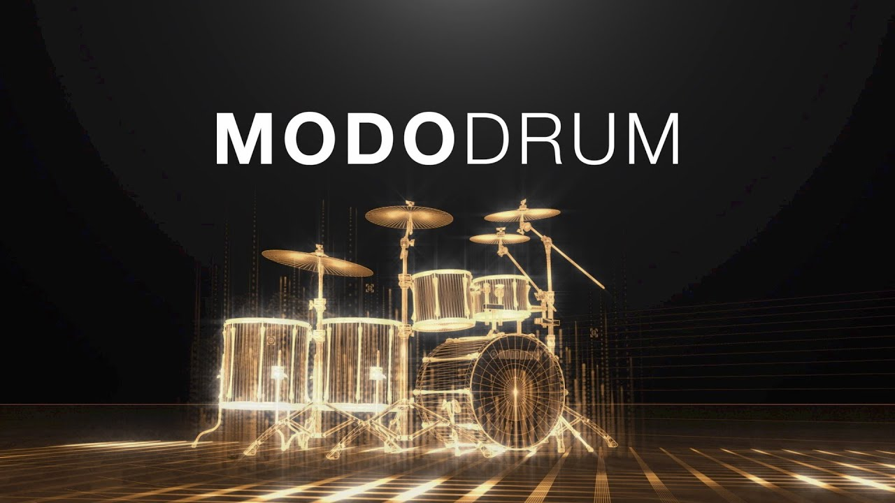 MODO DRUM - Overview - YouTube