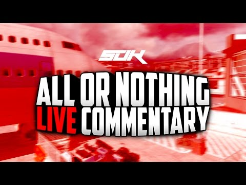 All or Nothing Live Commentary - #TheReturn?