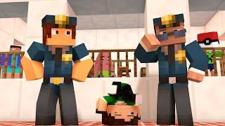 Minecraft Animado #03 : A CRIANÇA RADICAL !! ( Minecraft Animation )
