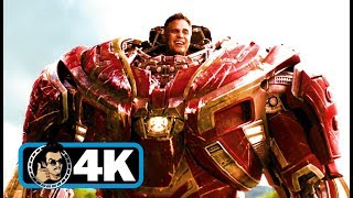 AVENGERS: INFINITY WAR Extended Blu-Ray Trailer (4K ULTRA HD)