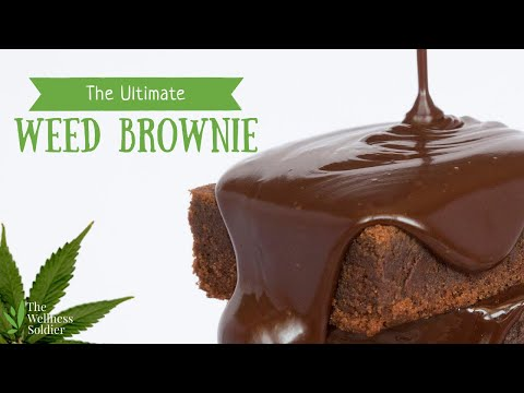 the-ultimate-weed-brownie-recipe-w/-infused-chocolate-ganache